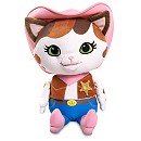 Sheriff Callie's Wild West Callie-Oke Sing Along Soft Toy
