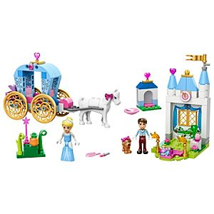 LEGO Juniors Cinderella's Carriage Set 10729