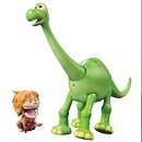 The Good Dinosaur Ultimate Arlo and Spot Interactive Figurine