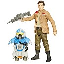Star Wars: The Force Awakens 3.75'' Figure Space Mission Armour Poe Dameron