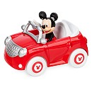 Mickey Mouse City Car