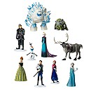 Frozen Deluxe Figurine Set