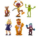 The Muppets Figurine Playset