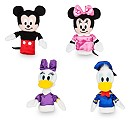 Mickey Mouse And Friends Finger Puppets