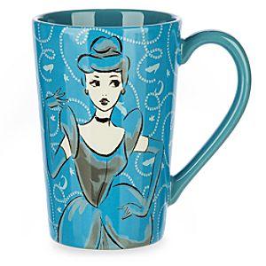 Cinderella Sketch Mug
