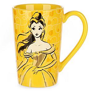 Belle Sketch Mug
