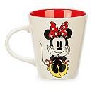 Minnie Mouse Glitter Bow Mug