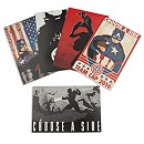 Captain America: Civil War Lithographs, Set of 5