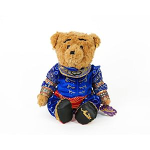 Genie Soft Toy Bear, Aladdin The Musical