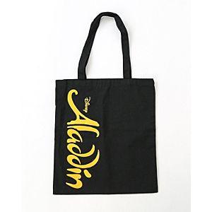 Aladdin The Musical Canvas Tote Bag