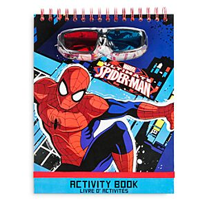 Spider Man Activity Book - Spider Man Gifts