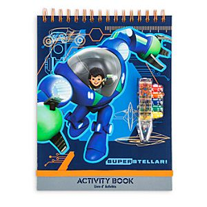 Miles From Tomorrow Activity Book