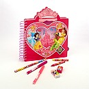 Disney Princess Fun On The Run Activity Set