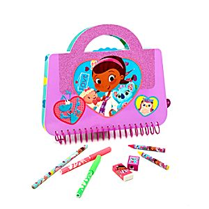 Doc McStuffins Fun On The Run Activity Set