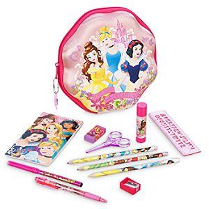 Disney Princess Filled Pencil Case