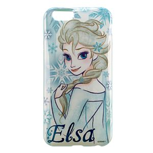 Elsa Sketch Mobile Phone Clip Case
