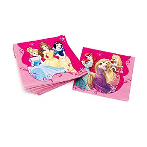 Disney Princess Party Napkins, Pack of 20