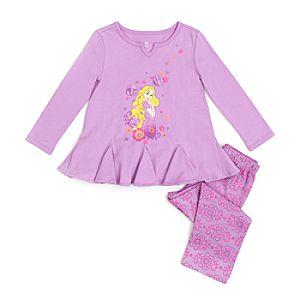 Rapunzel Premium Pyjamas For Kids