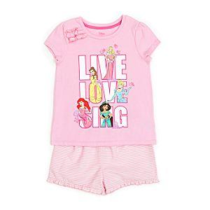 Disney Princess Premium Pyjamas For Kids