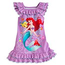 The Little Mermaid Nightdress For Kids
