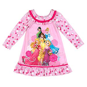 Disney Princess Nightdress For Kids