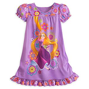 Rapunzel Nightdress For Kids