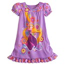 Rapunzel Nightdress For Kids