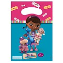 Doc McStuffins Party Bags, Pack of 6
