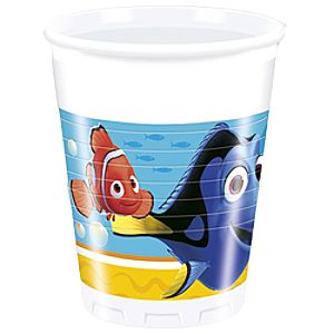 Finding Dory Party Cups, Set of 8