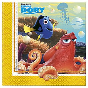 Finding Dory Party Napkins, Pack of 20