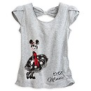 Minnie Mouse Signature Ladies' T-Shirt