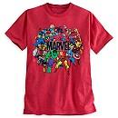 Marvel Universe Men's T-Shirt
