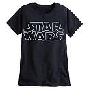 Star Wars Logo Ladies' T-Shirt