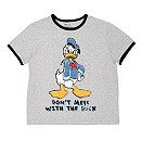 Donald Duck Don't Mess With The Duck Men's T-Shirt