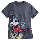 Mickey Mouse Sketch Men's T-Shirt
