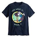 Zootropolis Sloth Men's T-Shirt
