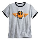 Star Wars: The Force Awakens Resistance T-Shirt For Adults