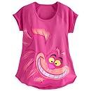 Cheshire Cat Ladies' T-Shirt