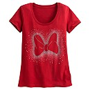 Minnie Mouse Love Ladies' T-Shirt