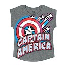 Captain America T-Shirt for Kids