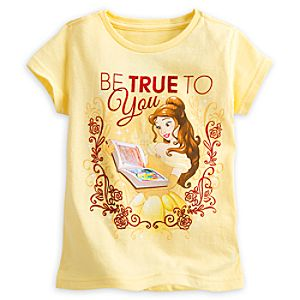 Belle Be True To You T-Shirt For Kids