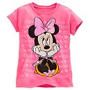 Minnie Mouse Sitting T-Shirt For Kids