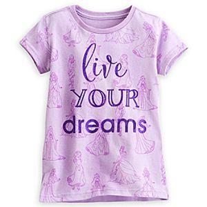 Princesses Dream T-Shirt For Kids