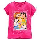 Disney Princess Selfie T-Shirt For Kids