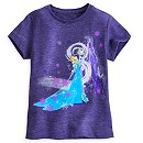 Frozen Elsa T-Shirt For Kids
