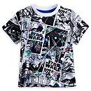 Star Wars Comic Strip Premium T-Shirt For Kids