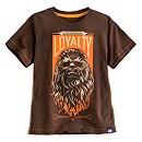 Star Wars: The Force Awakens Chewbacca T-Shirt For Kids