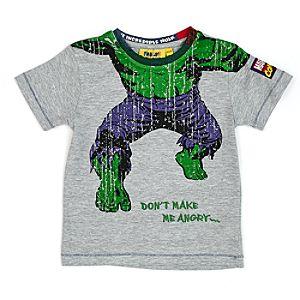 Hulk T-Shirt For Kids-7-8 Years - Hulk Gifts