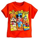 All Mixed Up T-Shirt For Kids