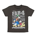 Fab 4 T-Shirt For Kids